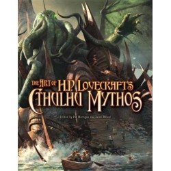 Art of H.P. Lovecrafts Cthulhu Mythos