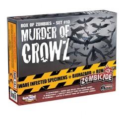 Zombicide Murder of Crowz Erweiterung