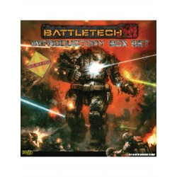 BattleTech Intro Box