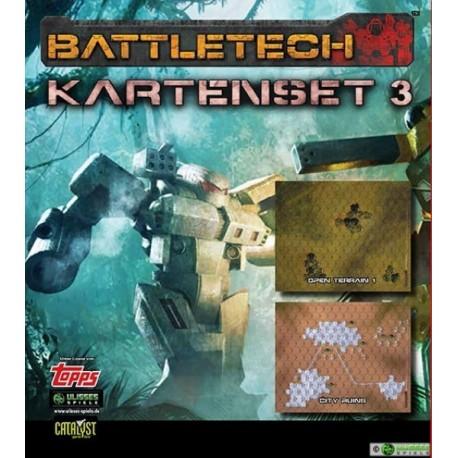 BattleTech Kartenset 3