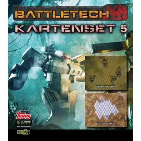 BattleTech Kartenset 5