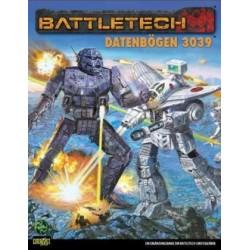 BattleTech Datenbögen 3039