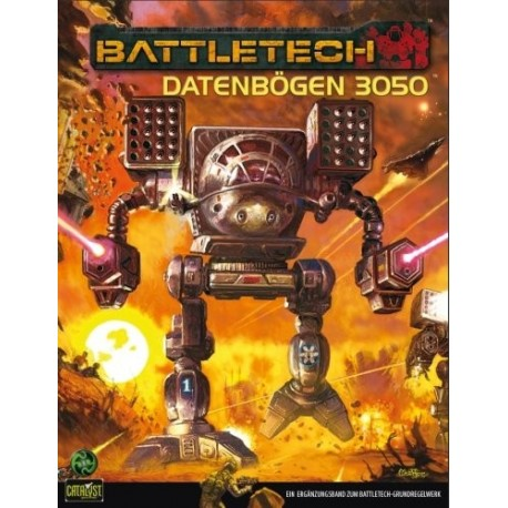 BattleTech Datenbögen 3050