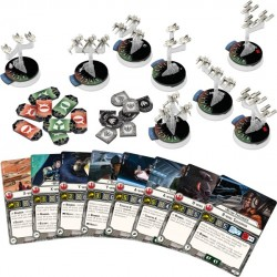Star Wars Armada Rebel Fighter Squadrons Expansion Pack