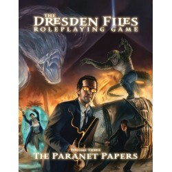 Dresden Files Paranet Papers RPG
