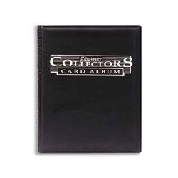 Kartenalbum Ultra Pro 81374 - Portfolio 4-Pocket Black