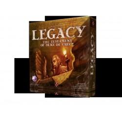 Legacy Testament Duke deCrecy
