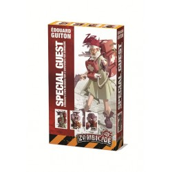 Zombicide Special Guest Box Edouard Guiton