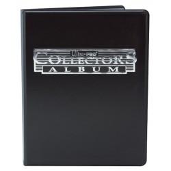 Black 9-Pocket Portfolio