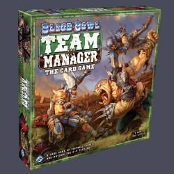 Blood Bowl Team Manager Card Game ENGLISH