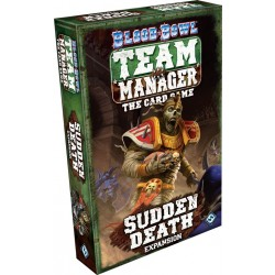 Blood Bowl Team Manager Sudden Death Expansion ENGLISH