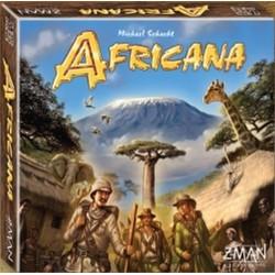 Africana, englisch