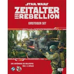 Star Wars Rollenspiel Zeitalter der Rebellion Einsteiger Set