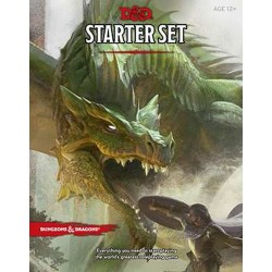 Dungeons & Dragons TRPG Starter Set