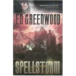Dungeons & Dragons Forgotten Realms Spellstorm (Hardcover)