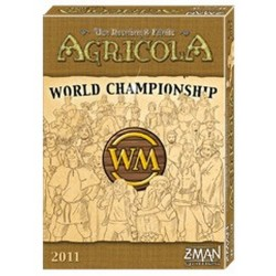 Agricola: WC Deck, en