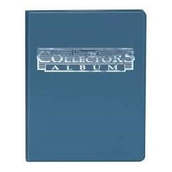 UltraPro Blue 4-Pocket Portfolio Sammelkartenalbum