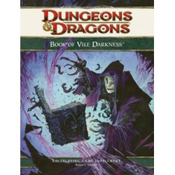 Dungeons & Dragons Book of Vile Darkness