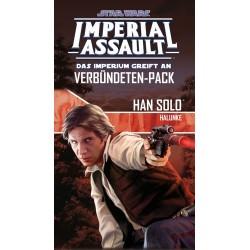 Star Wars Imperial Assault Han Solo DEUTSCH
