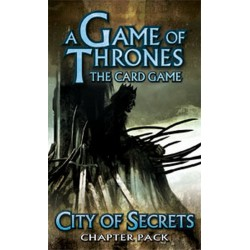 Game of Thrones AGoT LCG City of Secrets Chapter Pack