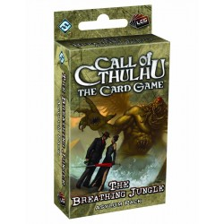 Call of Cthulhu The Breathing Jungle Pack CT 49