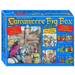 Carcassonne Big Box en