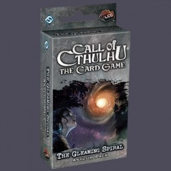 Call of Cthulhu The Gleaming Spiral CT 44