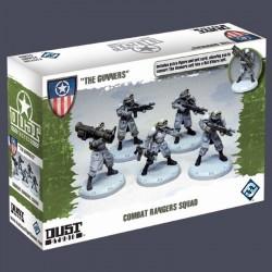 Dust Tactics Allies Combat Ranger Squad The Gunners