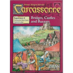 Carcassonne Bridges and Castles