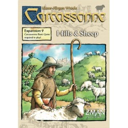 Carcassonne Hills & Sheep