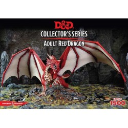 Dungeons and Dragons D&D Red Dragon