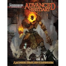 Pathfinder Advanced Bestiary