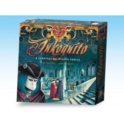 Inkognito Boardgame, en