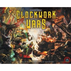 Clockwork Wars