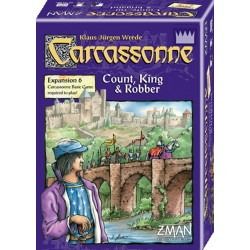 Carcassonne Count King & Robber