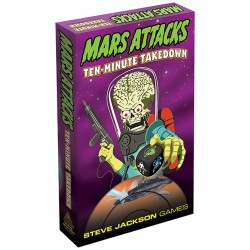 Mars Attacks Ten Minute Takedown
