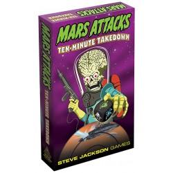 Mars Attacks Ten Minute Takedown