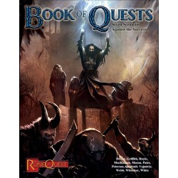 RuneQuest Book of Quests