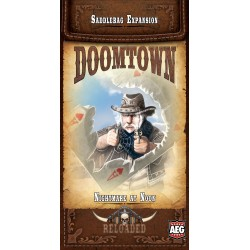 Doomtown Reloaded Expansion Saddlebag 6 Nightmare at Noon