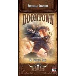 Doomtown Reloaded Expansion Saddlebag 5 No Turning Back