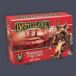 Battlelore 2nd Edition Warband of Scorn