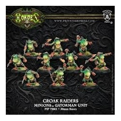 Hordes Minion Croak Raiders