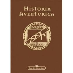 Das schwarze Auge DSA Historia Aventurica (2. überarbeitete Neuauflage)