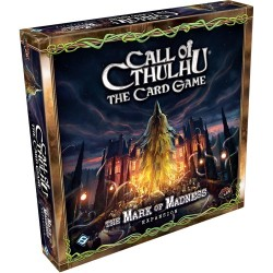 CoC Call of  Cthulhu The Mark of Madness Expansion