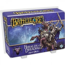 Battlelore 2nd Edition Heralds of Dreadfall Army Pack