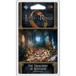 Lord of the Rings LCG The Treachery of Rhudaur Angmar Awakened 4