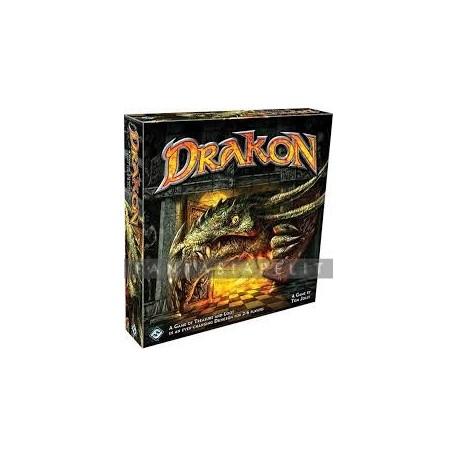 Drakon 4. Edition ENGLISH