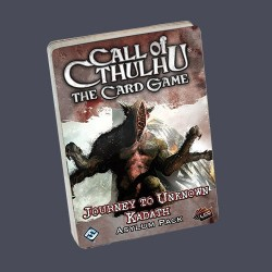 Call of Cthulhu CoC Journey to Unknown Kadath CT 31