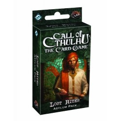 Call of Cthulhu CoC Lost Rites CT56