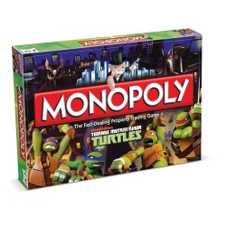 Monopoly Teenage Mutant Ninja Turtles en.